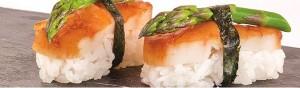 Sushi Jakobsmuschel Lichtenberg